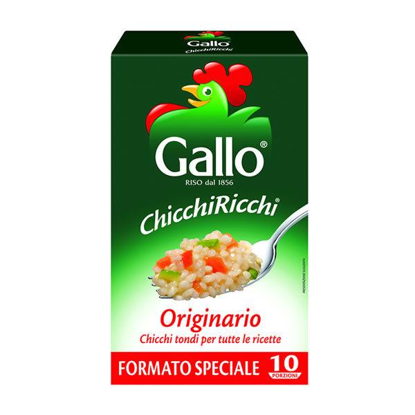 Alimentari Buonconsiglio - RISO GALLO RISO ORIGINARIO GR. 850