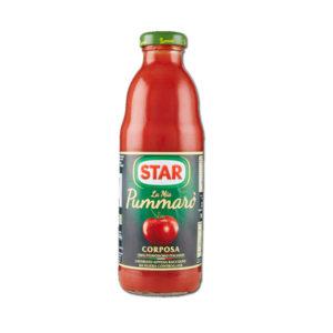 Alimentari Buonconsiglio - STAR PUMMARO' PASSATA DI POMODORO GR. 700