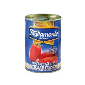 Alimentari Buonconsiglio - TAGLIAMONTE POMODORI PELATI GR. 400