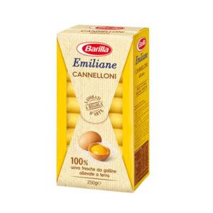 Alimentari Buonconsiglio BARILLA EMILIANE CANNELLONI ALL' UOVO 250 GR