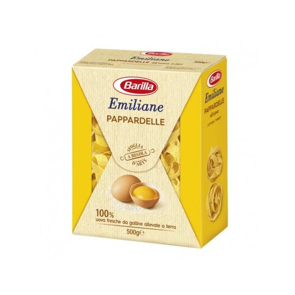Alimentari Buonconsiglio BARILLA EMILIANE PAPPARDELLE ALL'UOVO GR. 500