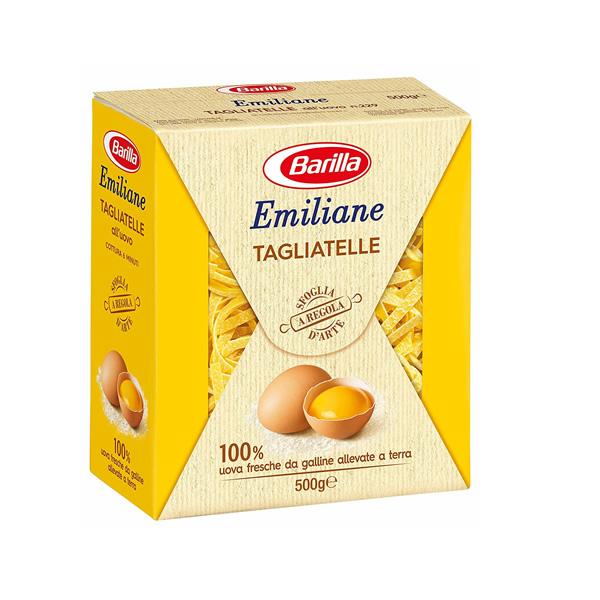 Alimentari Buonconsiglio BARILLA EMILIANE TAGLIATELLE ALL'UOVO GR. 500