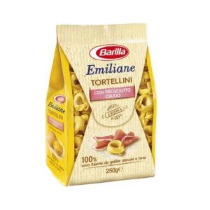 Alimentari Buonconsiglio BARILLA EMILIANE TORTELLINI PROSCIUTTO CRUDO 250 GR