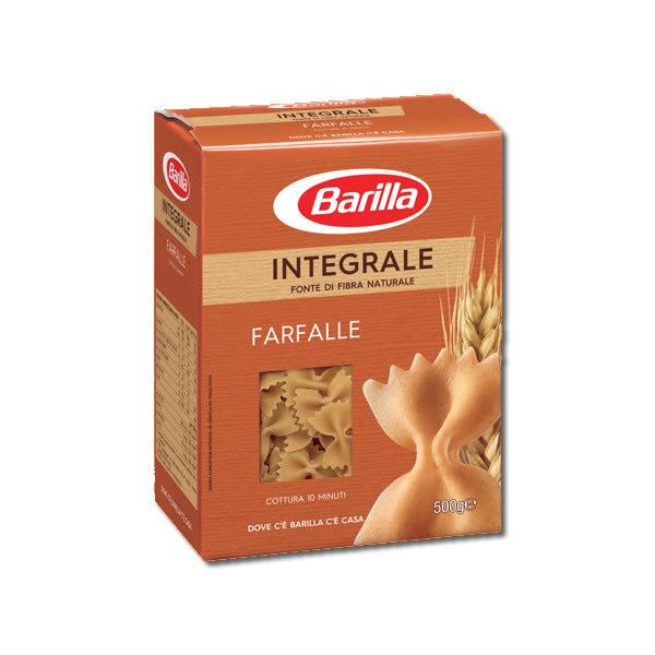Alimentari Buonconsiglio BARILLA PASTA INTEGRALE FARFALLE 500 GR