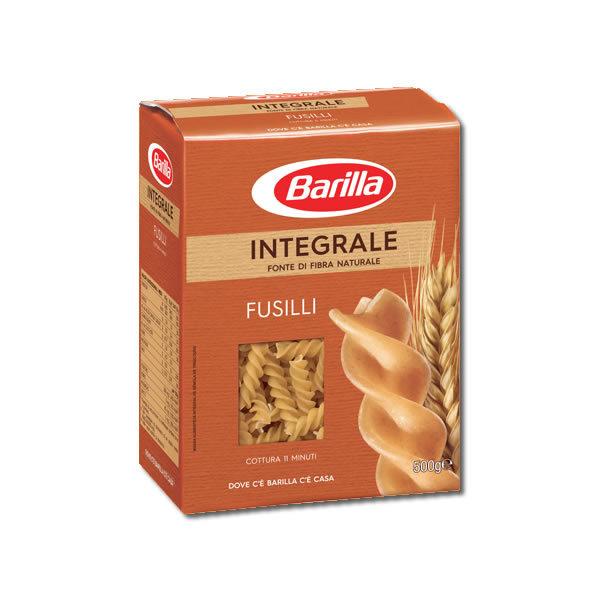 Alimentari Buonconsiglio BARILLA PASTA INTEGRALE FUSILLI 500 GR