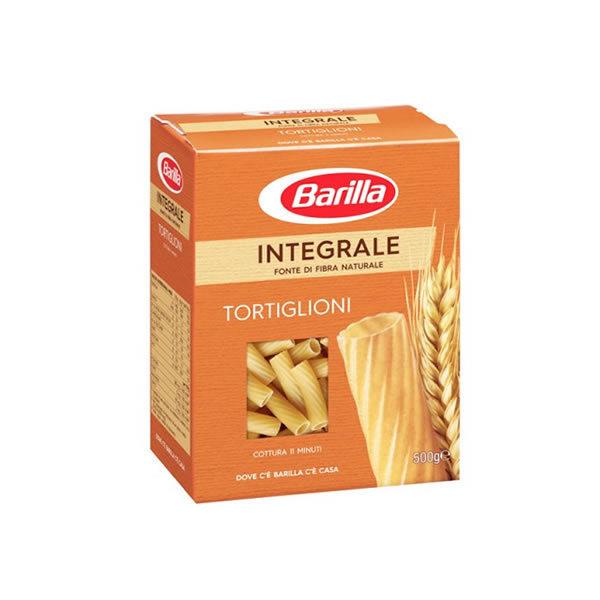 Alimentari Buonconsiglio BARILLA PASTA INTEGRALE TORTIGLIONI 500 GR