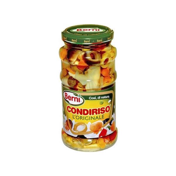 Alimentari Buonconsiglio BERNI CONDIRISO 300 GR