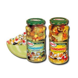 Alimentari Buonconsiglio BERNI CONDIRISO CLASSICO E LEGGERO 300 GR