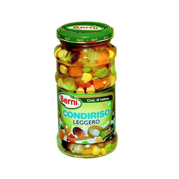 Alimentari Buonconsiglio BERNI CONDIRISO LEGGERO 300 GR