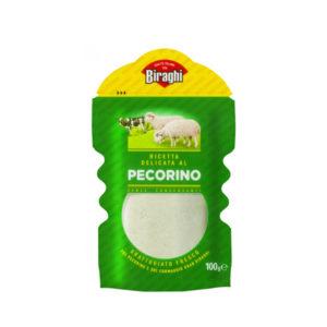 Alimentari Buonconsiglio - BIRAGHI PECORINO GRATTUGIATO GR.100