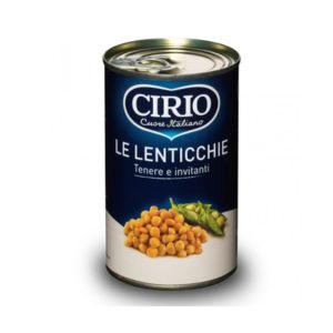 Alimentari Buonconsiglio CIRIO LENTICCHIE 410 GR
