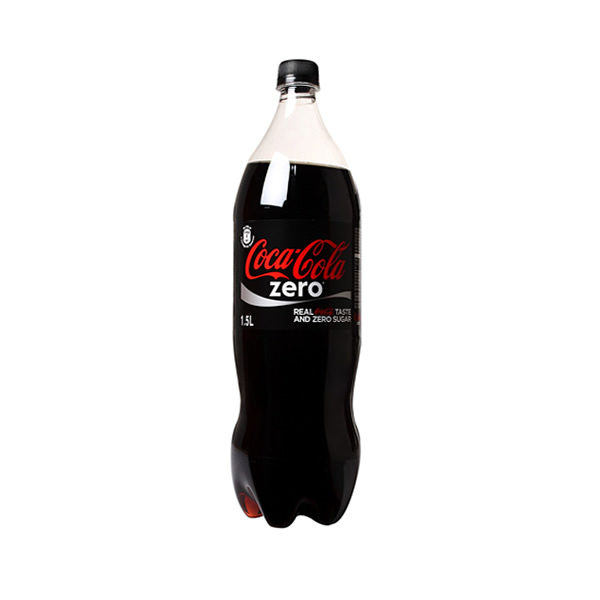 Alimentari Buonconsiglio COCA COLA ZERO 1,5 L