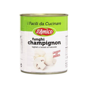 Alimentari Buonconsiglio D' AMICO FUNGHI CHAMPIGNON 800 GR