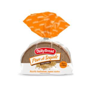 Alimentari Buonconsiglio DAILY BREAD PANE DI SEGALE 500 GR