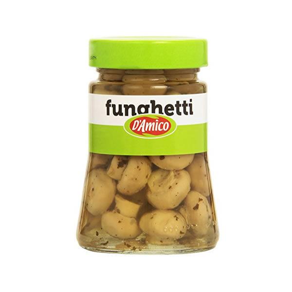 Alimentari Buonconsiglio D'AMICO FUNGHETTI 280 GR