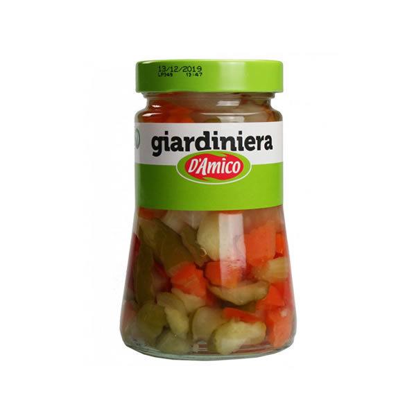 Alimentari Buonconsiglio D'AMICO GIARDINIERA 300 GR