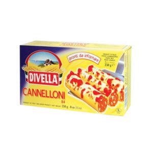 Alimentari Buonconsiglio DIVELLA CANNELLONI DI SEMOLA GR.250