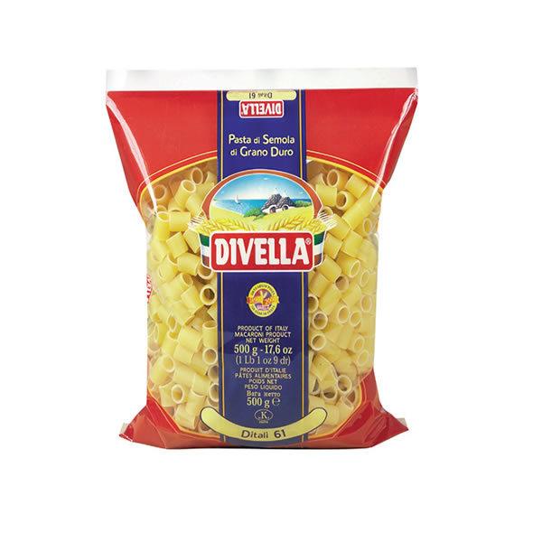 Alimentari Buonconsiglio DIVELLA DITALI 500 GR