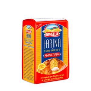 Alimentari Buonconsiglio - DIVELLA FARINA MANITOBA KG. 1