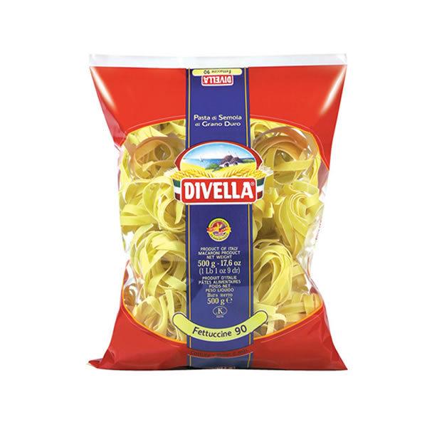 Alimentari Buonconsiglio DIVELLA FETTUCCINE NIDO 500 GR