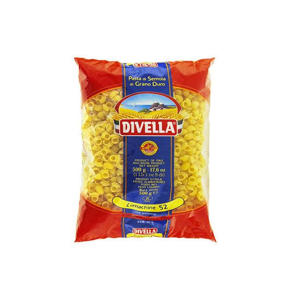 Alimentari Buonconsiglio DIVELLA LUMACHINE 500 GR