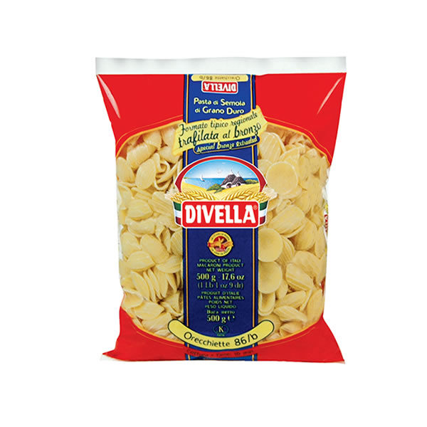 Alimentari Buonconsiglio DIVELLA ORECCHIETTE 500 GR