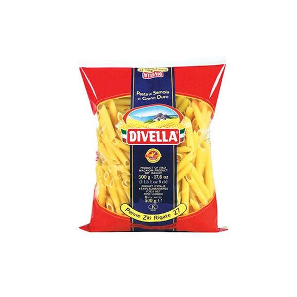 Alimentari Buonconsiglio DIVELLA PENNE ZITI RIGATI 500 GR