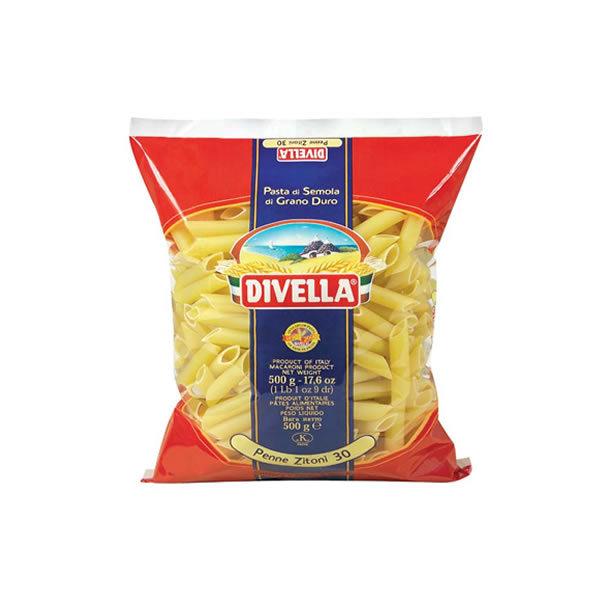 Alimentari Buonconsiglio DIVELLA PENNE ZITONI 500 GR