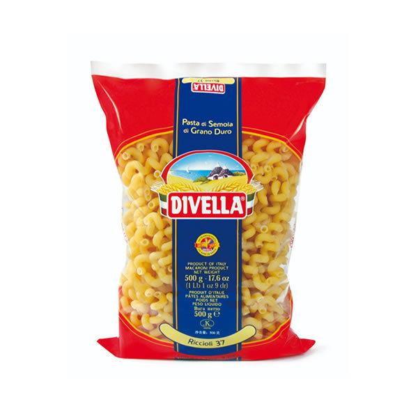 Alimentari Buonconsiglio DIVELLA RICCIOLI 500 GR