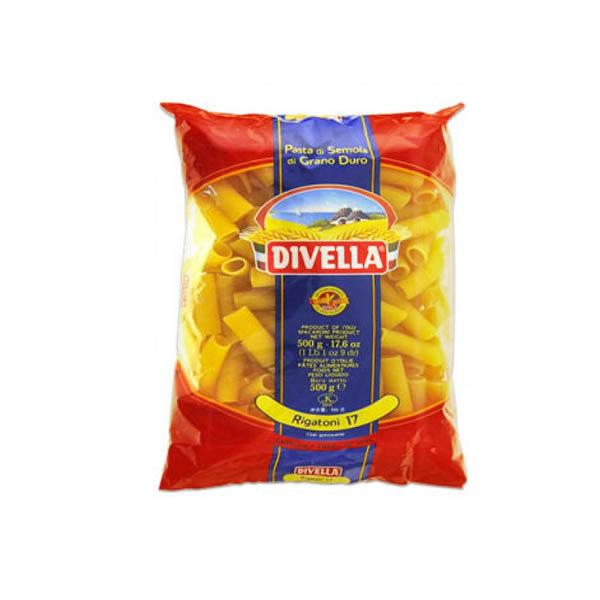 Alimentari Buonconsiglio DIVELLA RIGATONI 500 GR
