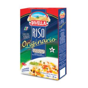 Alimentari Buonconsiglio DIVELLA RISO ORIGINARIO 1 KG