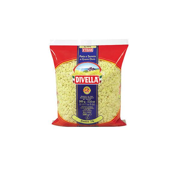 Alimentari Buonconsiglio DIVELLA STELLINE 500 GR
