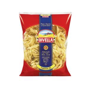 Alimentari Buonconsiglio DIVELLA TAGLIATELLE NIDO 500 GR