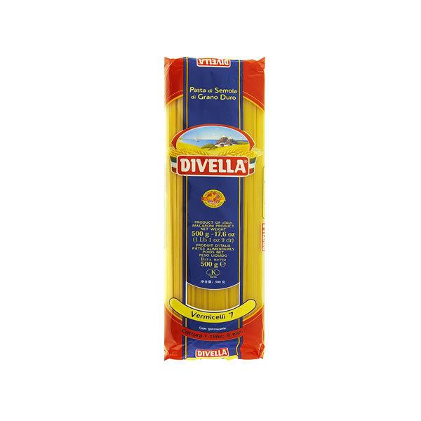 Alimentari Buonconsiglio DIVELLA VERMICELLI 500 GR