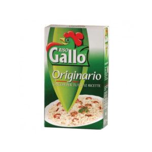 Alimentari Buonconsiglio GALLO RISO ORIGINARIO 500 GR
