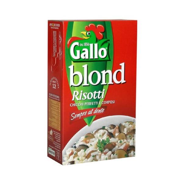 Alimentari Buonconsiglio GALLO RISO PER RISOTTO 1 KG