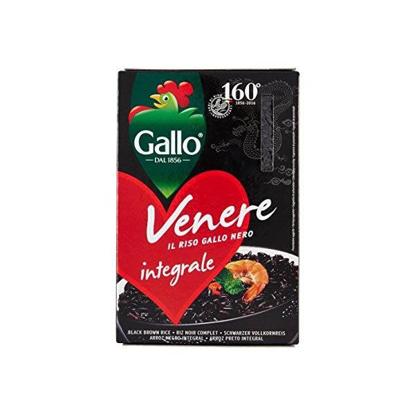 Alimentari Buonconsiglio GALLO RISO VENERE INTEGRALE 500 GR