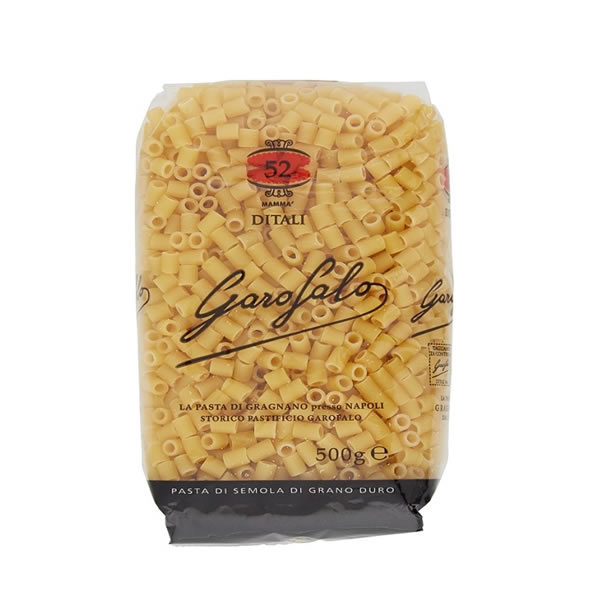 Alimentari Buonconsiglio GAROFALO DITALI 500 GR
