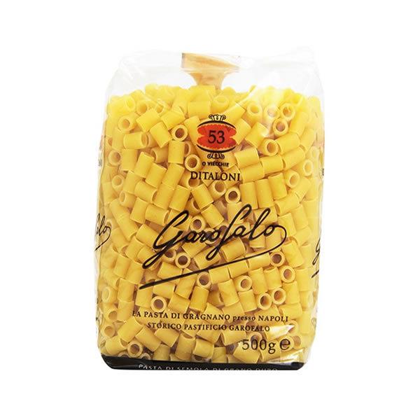 Alimentari Buonconsiglio GAROFALO DITALONI 500 GR