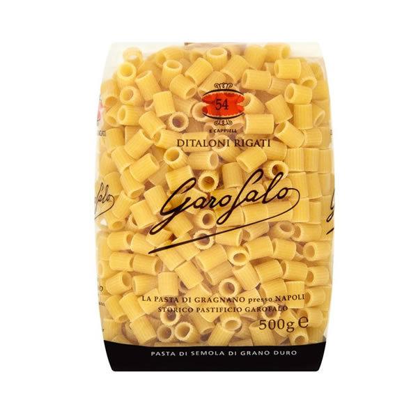 Alimentari Buonconsiglio GAROFALO DITALONI RIGATI 500 GR