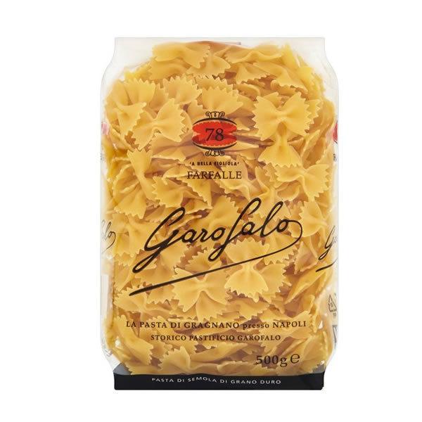 Alimentari Buonconsiglio GAROFALO FARFALLE 500 GR