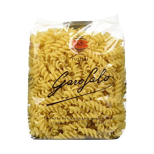 Alimentari Buonconsiglio GAROFALO FUSILLI 500 GR