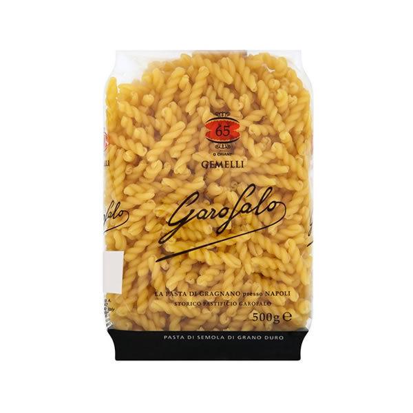 Alimentari Buonconsiglio GAROFALO GEMELLI 500 GR