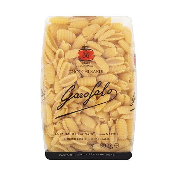 Alimentari Buonconsiglio GAROFALO GNOCCHI SARDI 500 GR