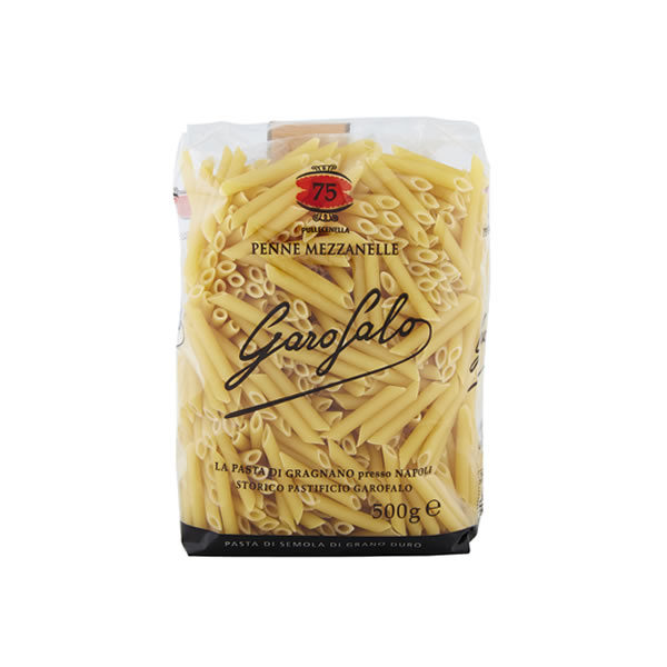 Alimentari Buonconsiglio GAROFALO PENNE MEZZANELLE 500 GR
