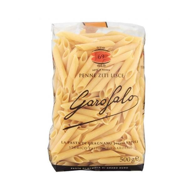 Alimentari Buonconsiglio GAROFALO PENNE ZITI LISCE 500 GR