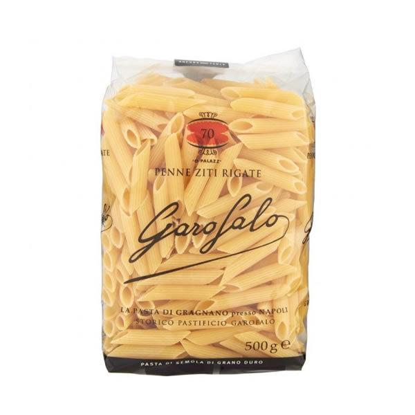 Alimentari Buonconsiglio GAROFALO PENNE ZITI RIGATE 500 GR
