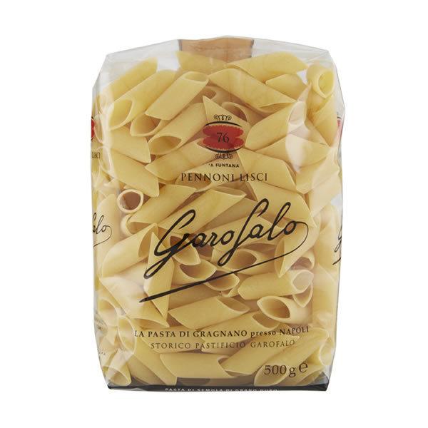 Alimentari Buonconsiglio GAROFALO PENNONI LISCI 500 GR