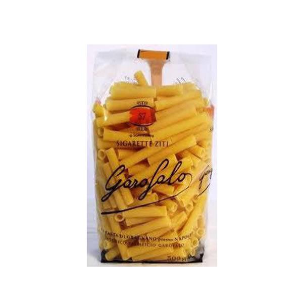 Alimentari Buonconsiglio GAROFALO SIGARETTE ZITI 500 GR