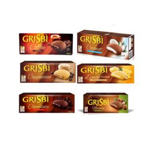 Alimentari Buonconsiglio GRISBI' VARI GUSTI 150 GR